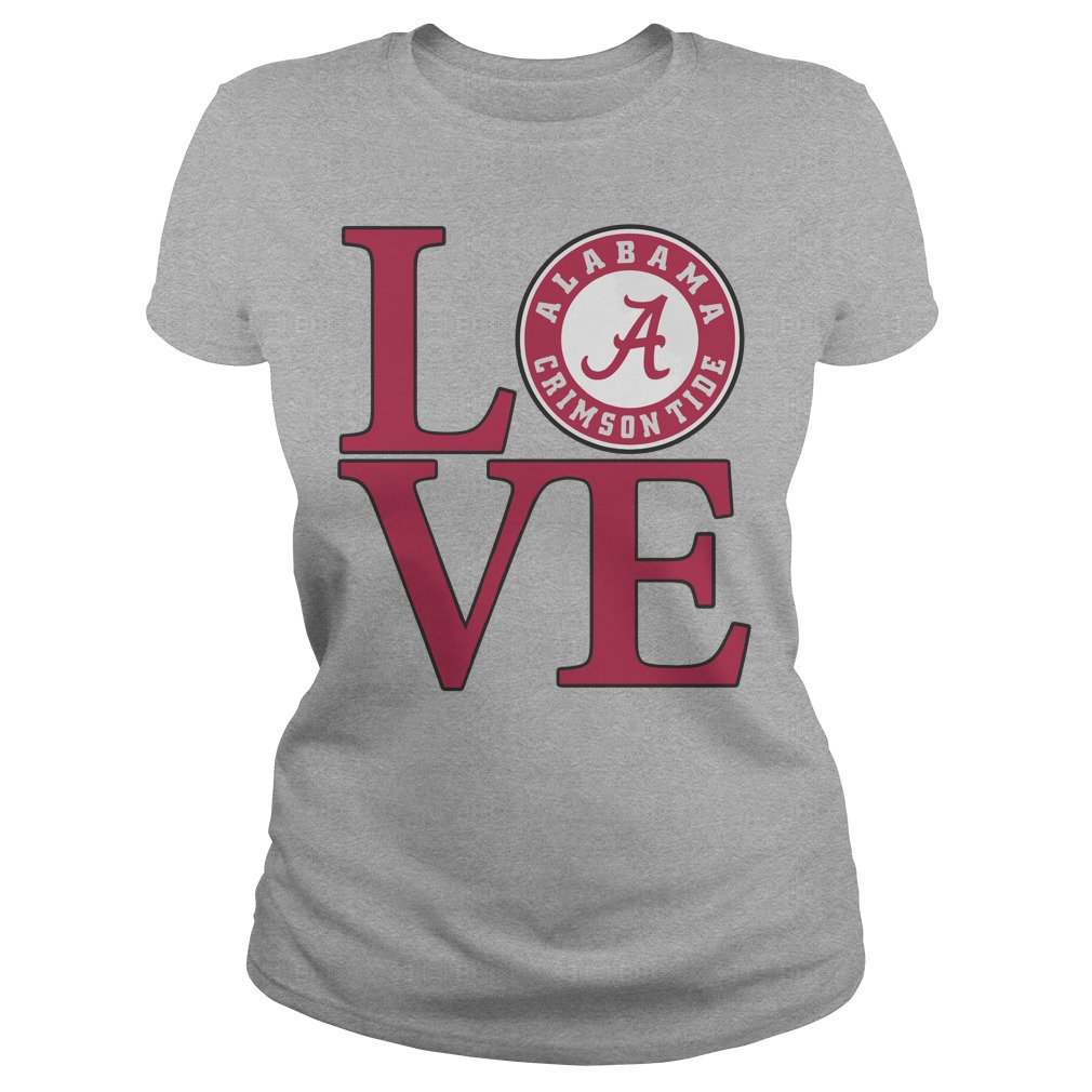 Love Alabama Crimson tide