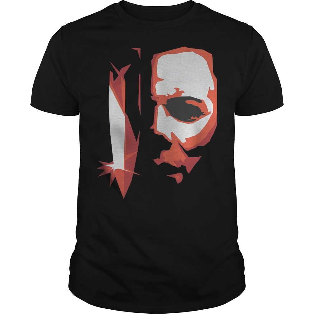 Michael Myers horror Halloween shirt