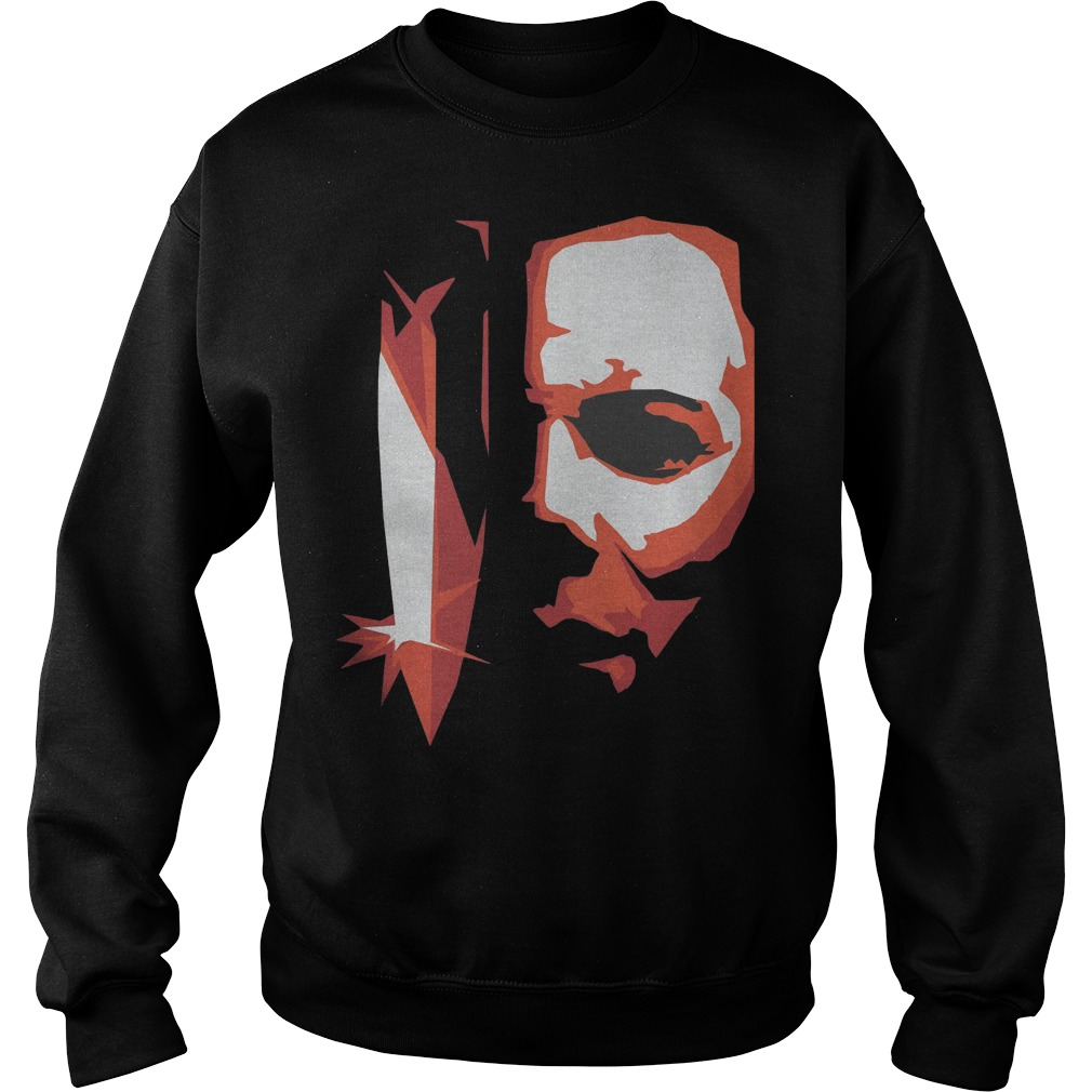 Michael Myers horror Halloween Sweater