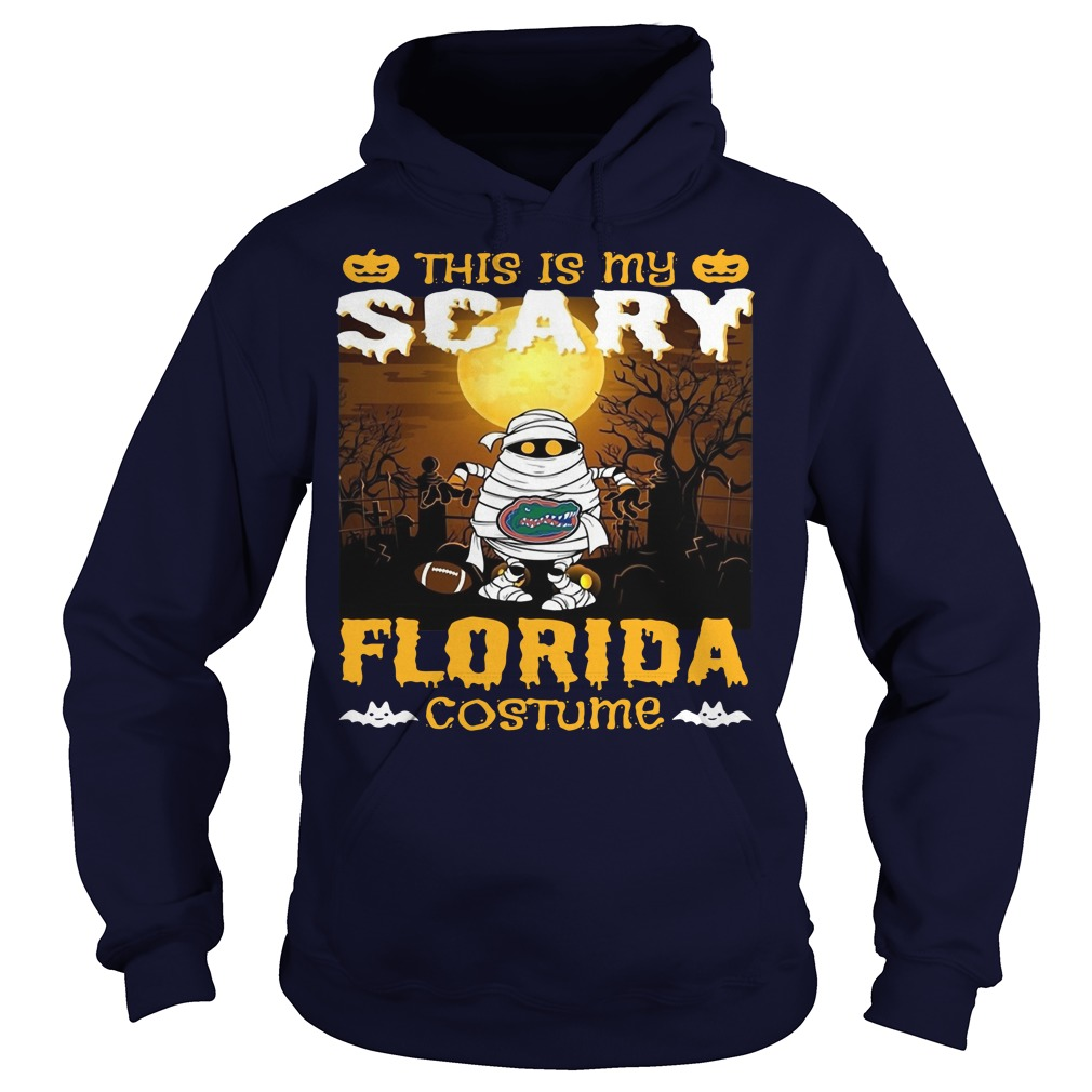 Murray this is my scary Florida costume Hoodie