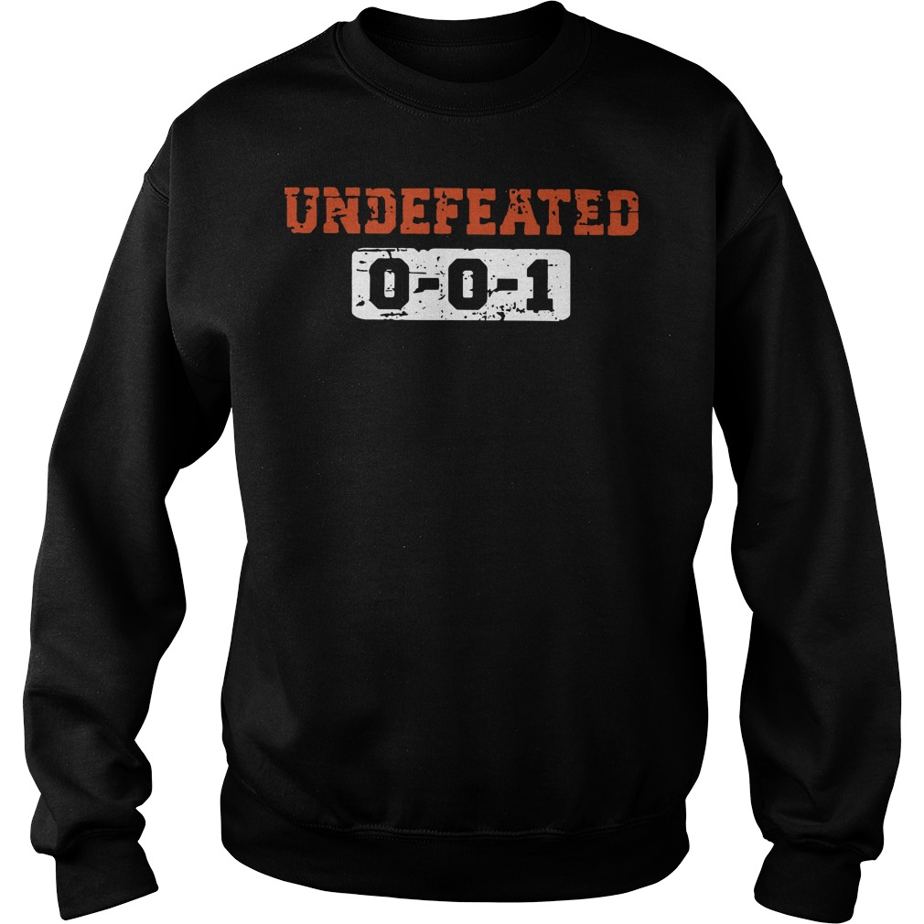 Undefeated 001 sweater