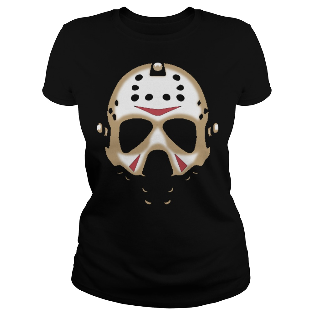 Jason Imperial Mask Ladies t-shirt