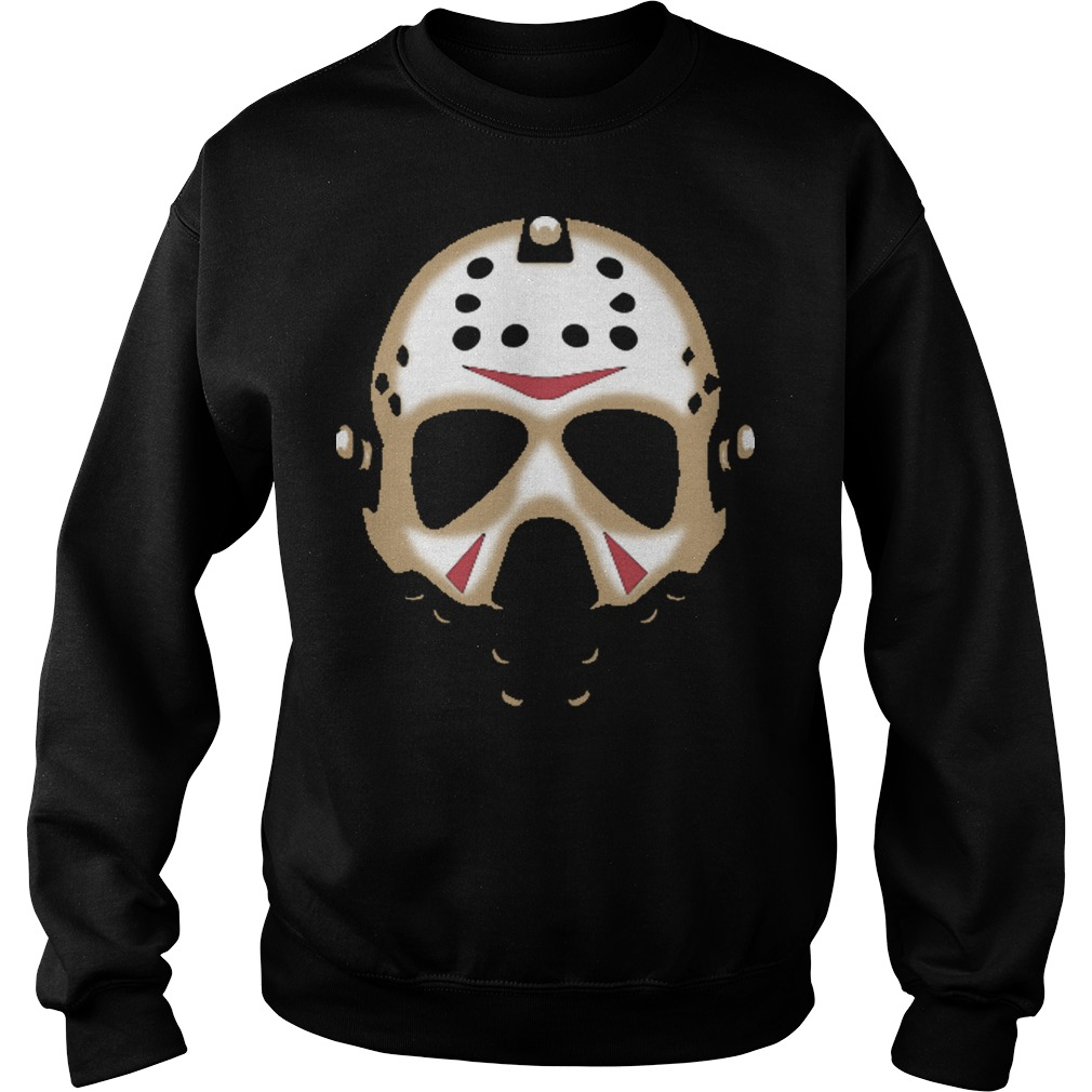 Jason Imperial Mask Sweater