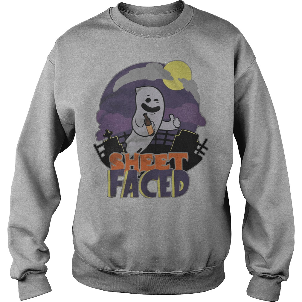 Let's get sheet faced Sweater
