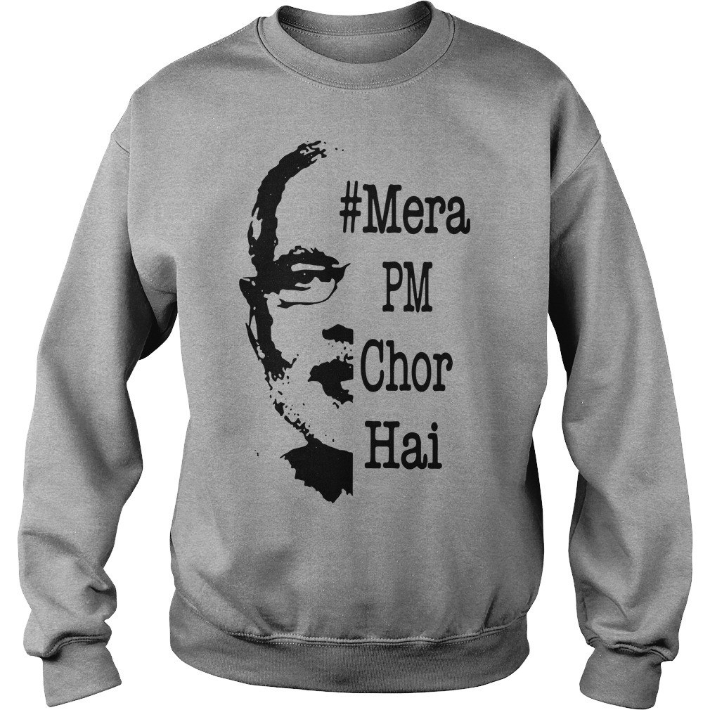 #Mera PM Chor Hai Sweater