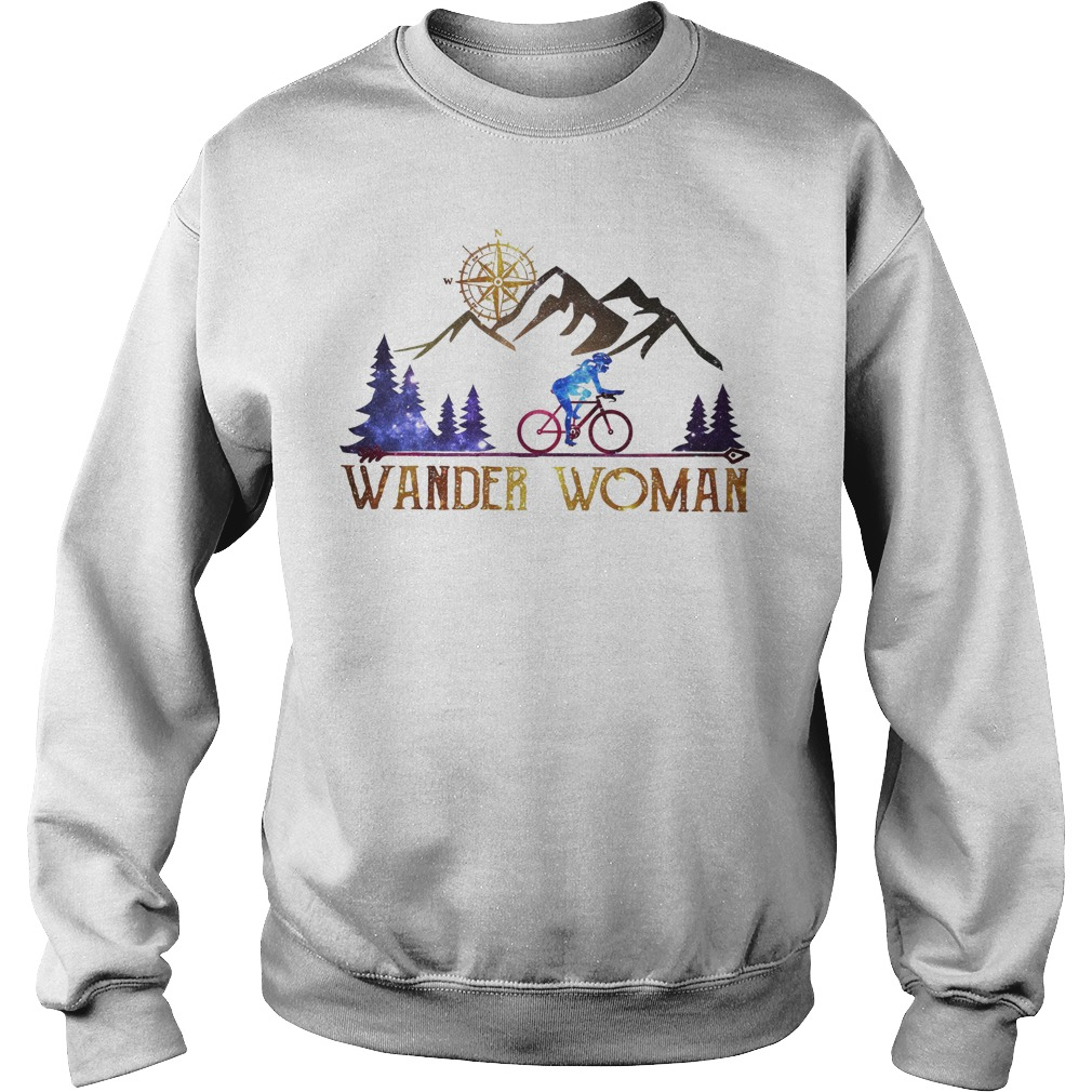Cycle wander woman Sweater