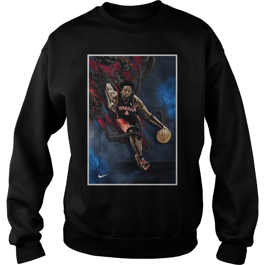 04 Toronto Raptor Basketball Sweater