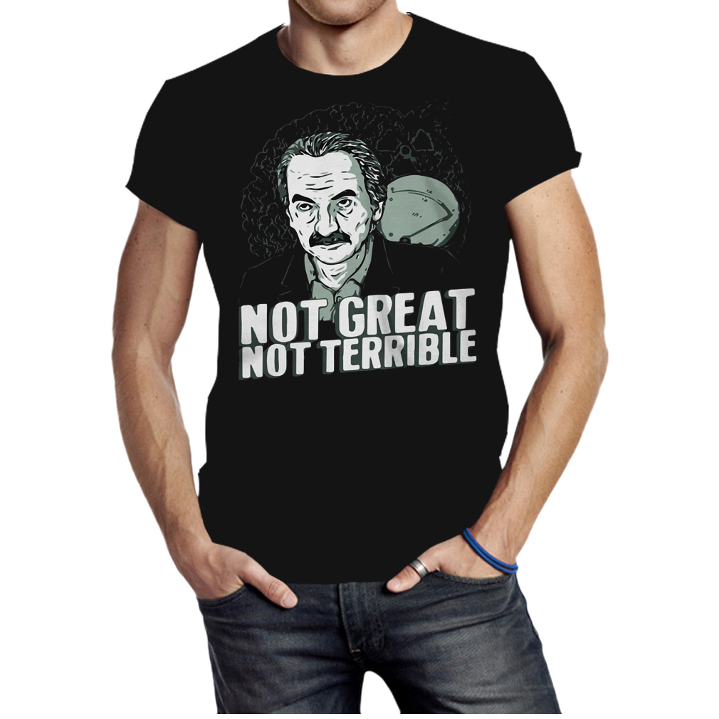 Dyatlov disaster not great not terrible shirt