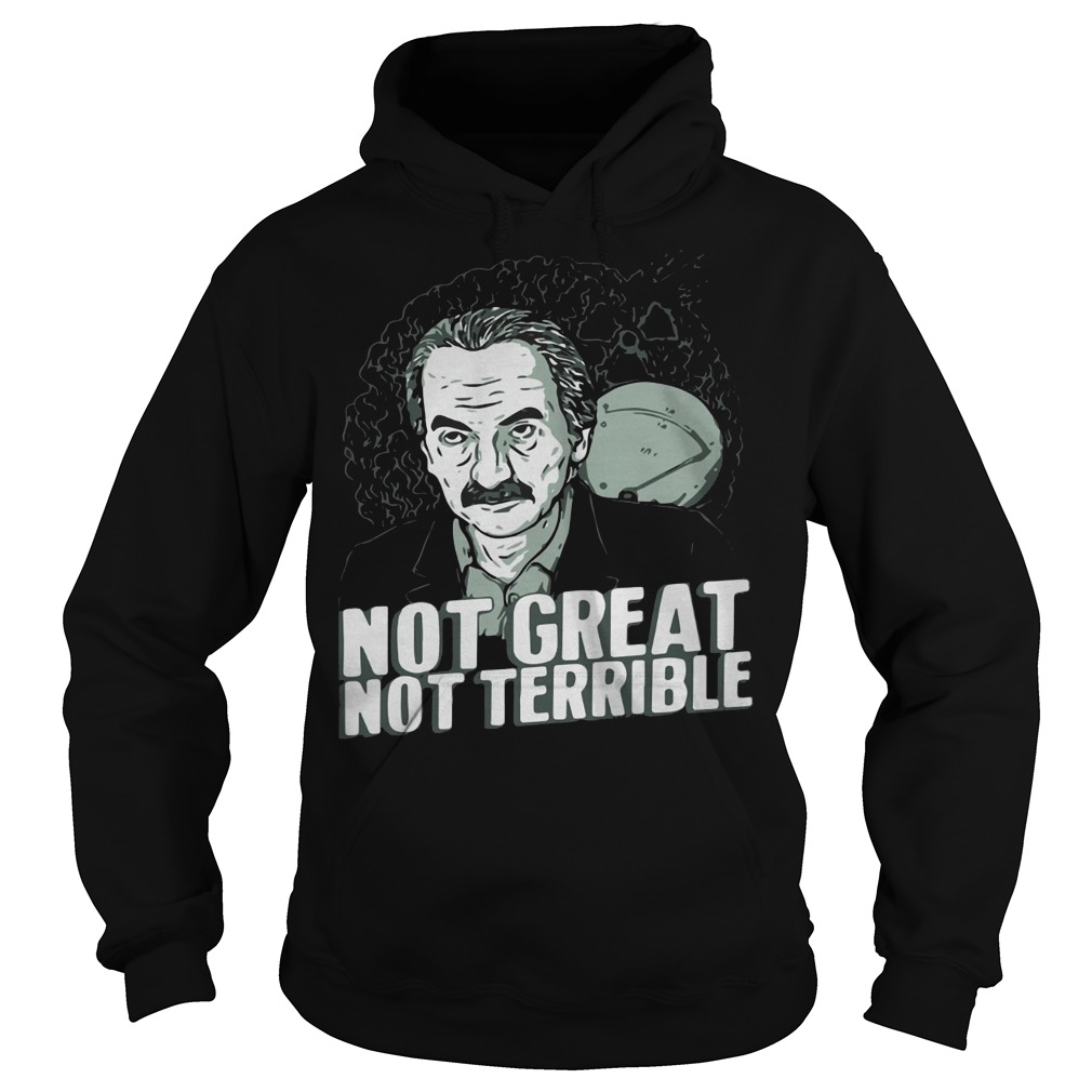 Dyatlov disaster not great not terrible Hoodie