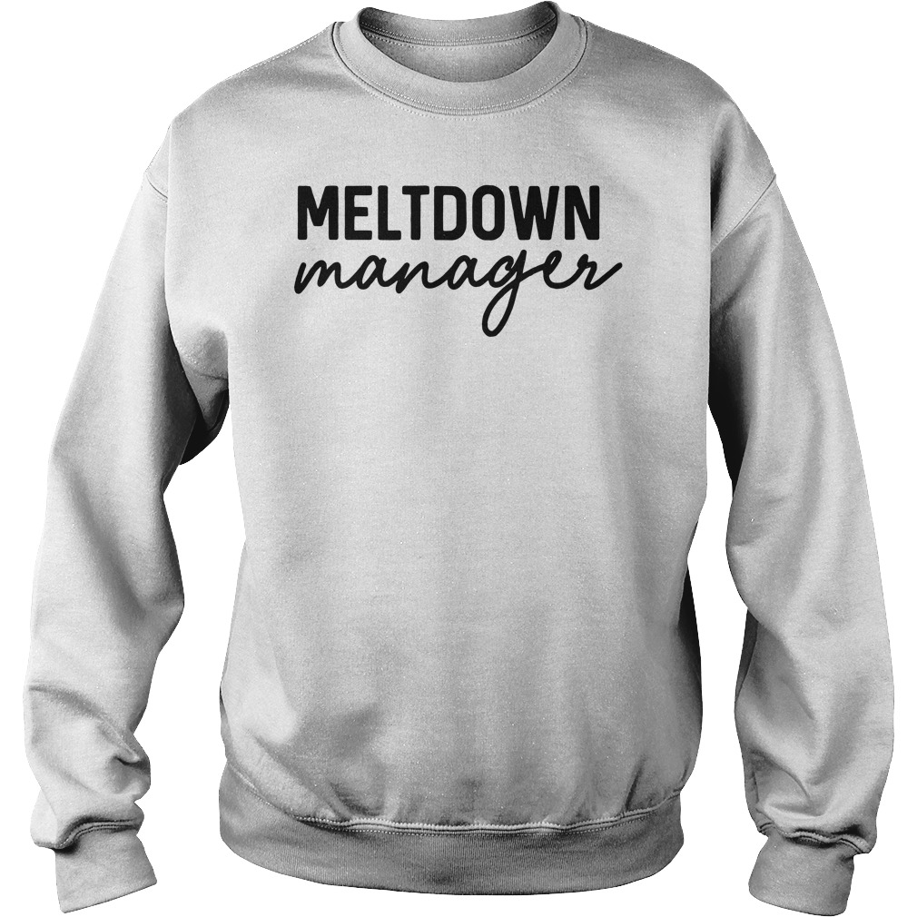 Meltdown manager Sweater