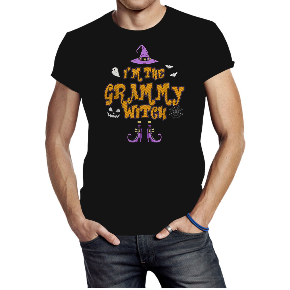 I'm the grammy witch shirt