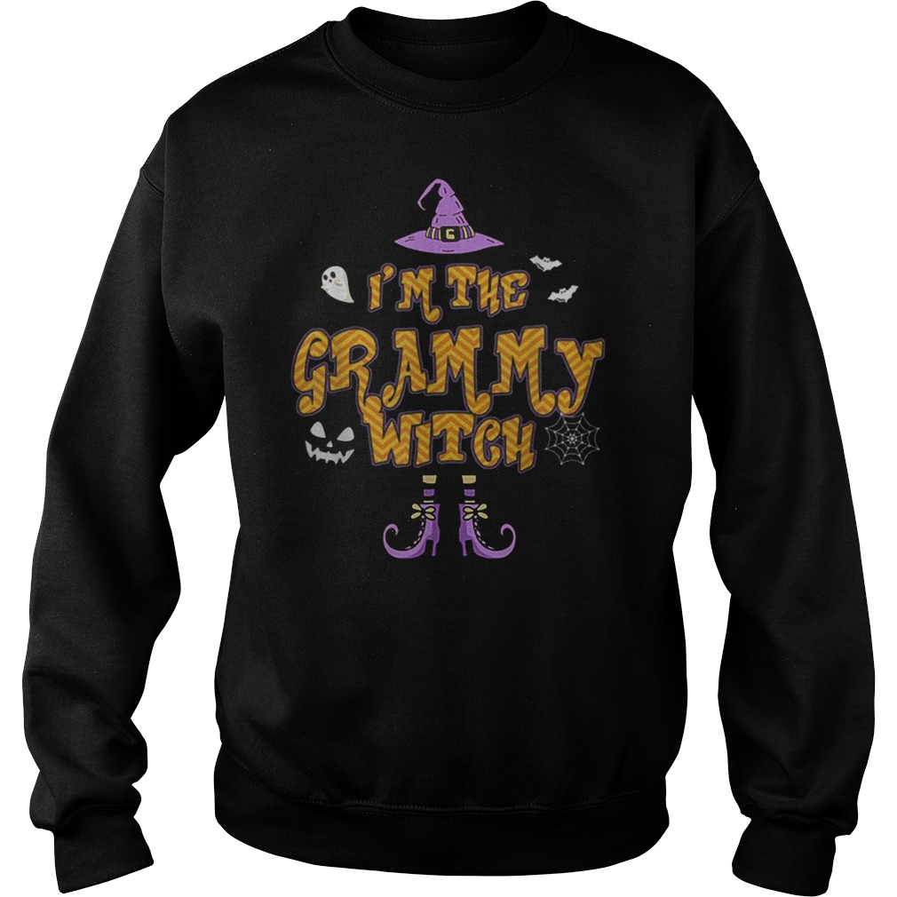 I'm the grammy witch Sweater