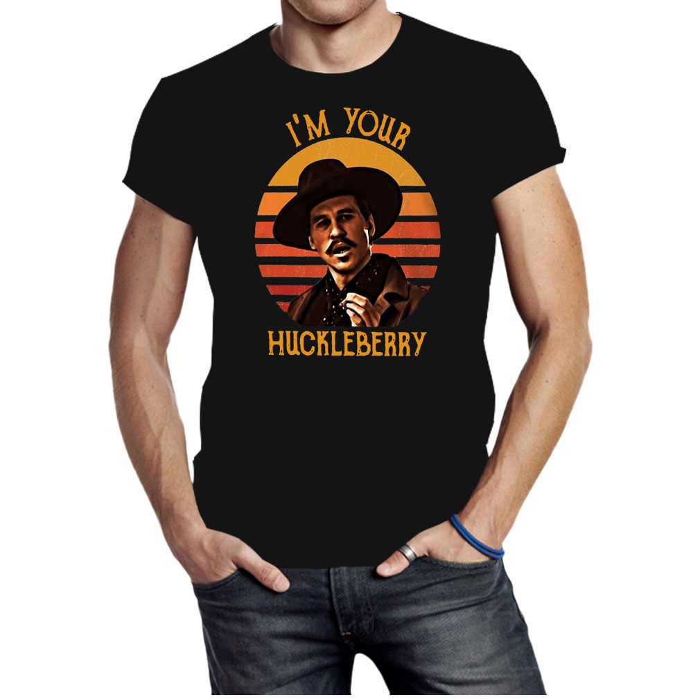 I'm Huckleberry Vintage shirt