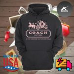 Coach Est 1950 a tiny kingdom in a far away land s Hoodie