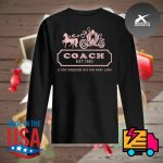 Coach Est 1950 a tiny kingdom in a far away land s Sweater