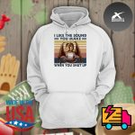 Dragon I like the sound you make when you shut up vintage s Hoodie