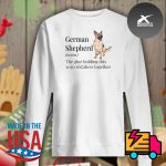 German Shepherd definition the glue holding this 2020 shitshow together s Sweater